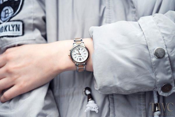 ウェーブタイプにおすすめの腕時計