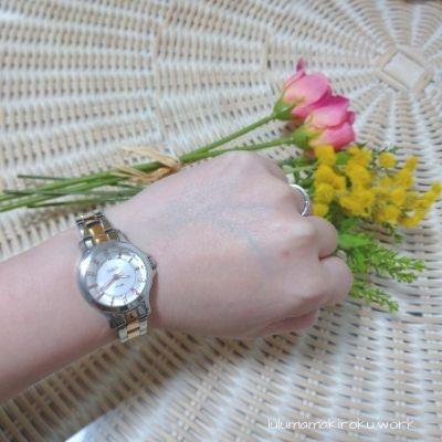 ウェーブタイプの腕時計の選び方