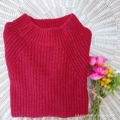 無印のモックネックセーター【レビュー】