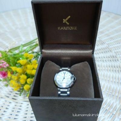 レンタルした時計を質屋に預けたり転売することは犯罪行為